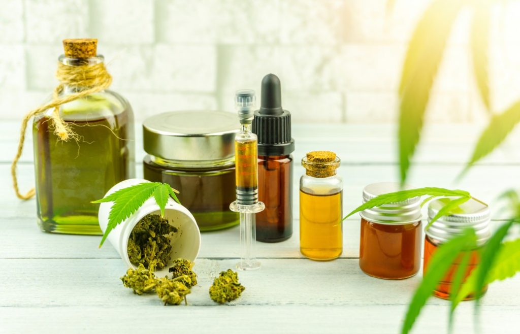homemade oils for medical marijuana