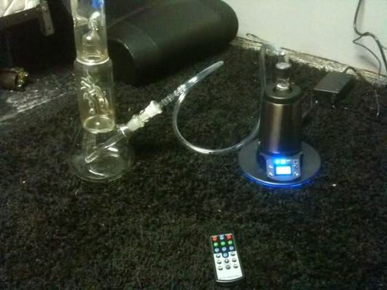 tabletop or desktop vaporizer