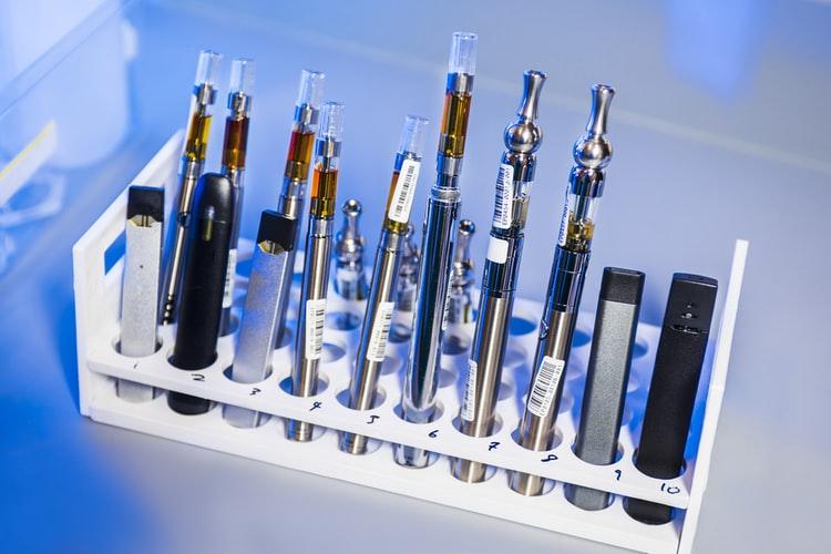 types of vape pens